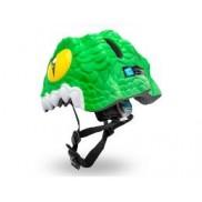 Шлем детский от 1 до 6 лет Crazy Safety Croco