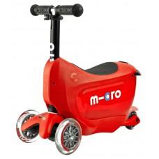 Самокат детский Mini Micro 2go  Deluxe Red New 2016