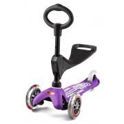Самокат детский Mini Micro 3в1 Deluxe Purple New 2016