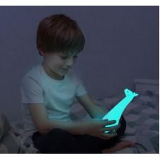 Подарок для новорожденных -ночник Zazu, отпечаток Baby Art, игрушки с сердцебиением, охлаждающая игрушка, теплая игрушка