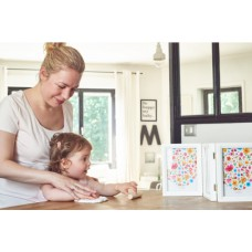 Рамочки отпечатки Baby Art Новинки 2018-отпечаток ручки ножки Pure touch, коробочка с отпечатком Hello, Baby, тройная рамочка