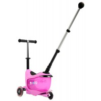 Самокат Mini Micro 2go Deluxe Pink Plus