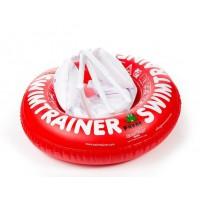 Круг для плавания Swimtrainer красный -учимся плавать с рождения