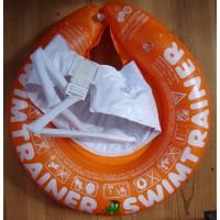 Надувной круг SwimTrainer оранжевый 15-30 кг