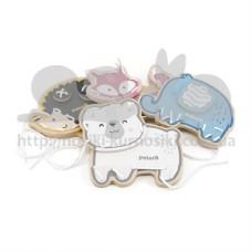 Шнуровка Viga Toys PolarB Животные 4 шт. 44044