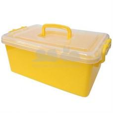 Контейнер пластиковый большой Gigo желтый