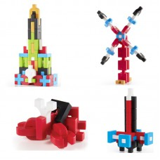 Магнитные конструкторы Guidecraft от года до 10 лет Better Builders, Grippies, IO Blocks, PowerClix