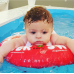 Надувной круг SwimTrainer красный 6-18 кг
