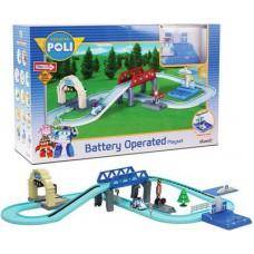 Черная пятница Скидки Poli robocar: роботы трансформеры, игровые наборы, кейсы гаражи, металлические машинки