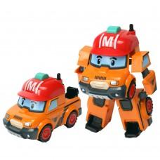 Poli Robocar Silverlit машинки роботы купить-скидки- Марк, Баки, Перерабатывающая станция