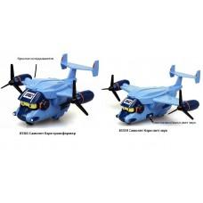 Спасательный самолет Кэри Silverlit Poli Robocar 83361 и 83359 в чем разница
