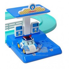 Poli Robocar Silverlit машинки роботы купить-скидки-Рой мегатрансформер, Спуки, Траки, Почер, Поли, Перерабатывающая станция
