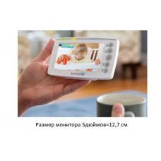 Видеоняня Summer Panorama снижена цена-бюджетная видеоняня, работизированная камера, обратная связь с детской, ночник