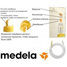Молокоотсос Medela не сосет- у молокоотсоса Медела упала мощность-что делать