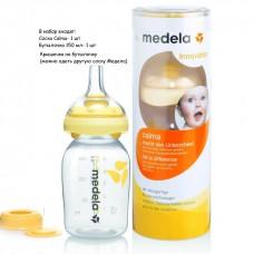 Как организовать докорм и искусственное вскармливание малыша Medela SNS, Soft cup, Calma