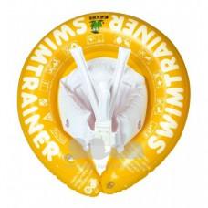 Надувной круг SwimTrainer желтый 20-36 кг