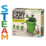 Обучающие игрушки эксперименты для детей 4m Steam education