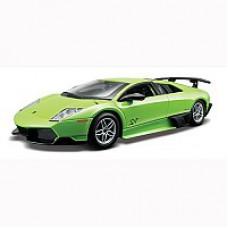 Автомобиль-конструктор  LAMBORGHINI MURCIELAGO LP670-4 SV (зеленый, 1:24)