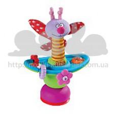 Игрушка на присоске Цветочная карусель Taftoys
