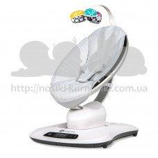 Кресло укачиватель 4moms mamaroo grey classic