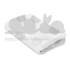 Одеяло для люльки 4moms mamaRoo sleep bassinet белый