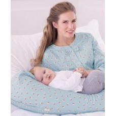 Подушка для беременных и кормления Anita о150 голубой