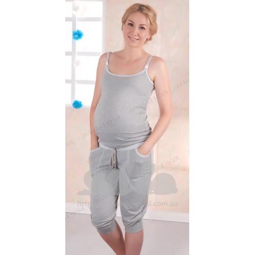Пижама для беременных и молодой мамы Пилатес MaminDom купить в ... 5cf4bcd6e5f