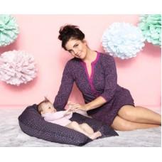 Подушка для беременных и кормления Anita о150 фиолетовый