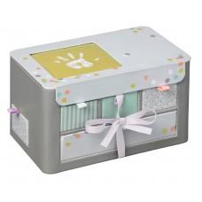 Подарок новорожденному Baby ART Treasures Box New