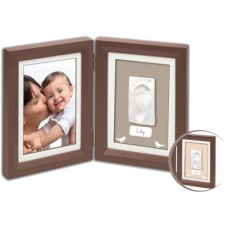 Рамочка Baby Art Print Frame brown taupe-beige