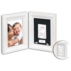 Рамочка Baby Art Print Frame white black