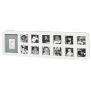 Рамочка Baby Art First Year Print Frame White