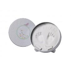 Коробочка с отпечатком Magic Box New Confetti круглая