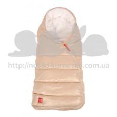 Детский термоконверт Kaiser Eskimo 68х35 см бежевый