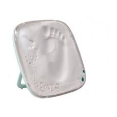 Коробочка с отпечатком ручки ножки Привет Крошка кристалл
