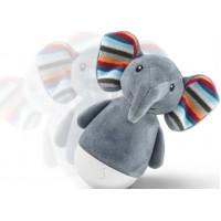 Ночник неваляшка слоник Элли
