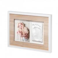Рамочка с отпечатком My Tiny Touch Print Frame Натуральная
