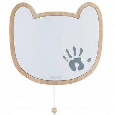 Музыкальная настенная рамка с отпечатком малыша