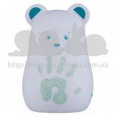 Ночник в детскую Бадди с отпечатком ладошки