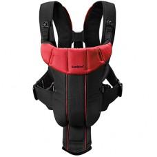 Рюкзак кенгуру Baby Bjorn Active черный-красный