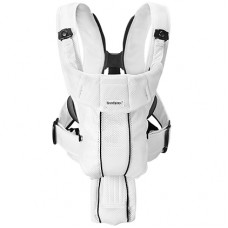 Рюкзак-кенгуру Baby Bjorn Carrier Active Mesh белый