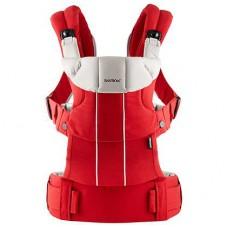 Рюкзак кенгуру Comfort Carrier Organic Красный