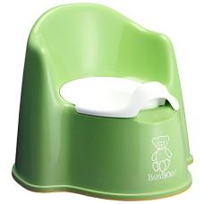Горшок-кресло Baby Bjorn Potty Chair зеленый