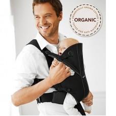 Рюкзак-кенгуру Baby Bjorn Carrier Miracle Black-Brown Organic
