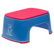 Стульчик-подставка Safe Step Baby Bjorn синяя
