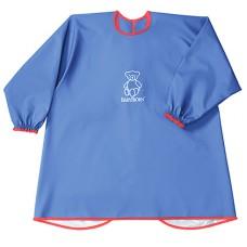 Детская защитная рубашка для игры и еды Baby Bjorn голубой