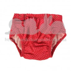 Трусики для плавания Konfidence Aquanappies Pink Polka Dot 3-30 мес