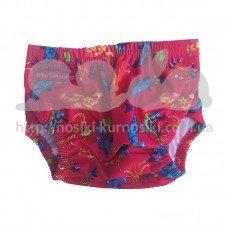 Трусики для плавания Konfidence Aquanappies Sea Friends Pink 3-30 мес