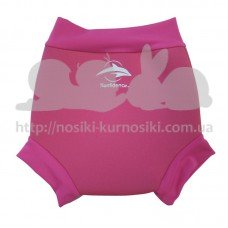 Трусики для плавания Konfidence NeoNappy Fuchsia Pink размер S 3-6 мес