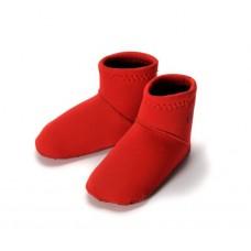 Неопреновые носки для бассейна и пляжа Paddler красный 12-24 мес